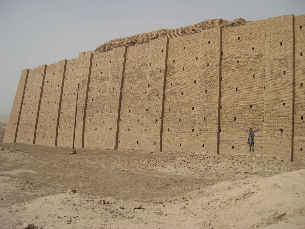 great ziggurat of ur tourist information facts history