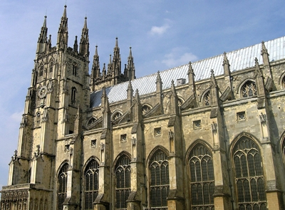 Canterbury Cathedral 400