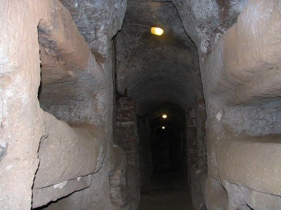 Catacombs-of-St-Callixtus-Rome