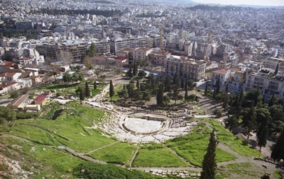 Dionysus Theatre 400