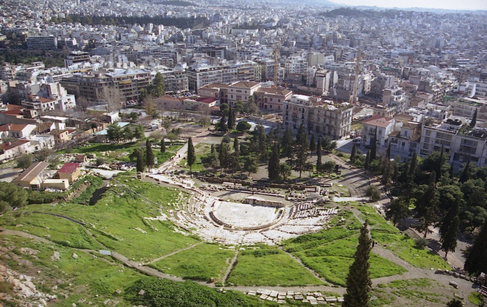 Dionysus Theatre History, Facts, Picture & Location