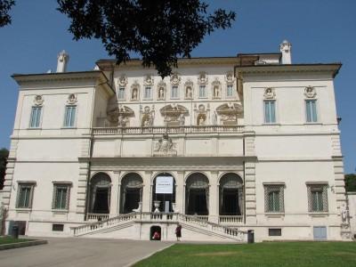 Galleria-Borghese-Rome