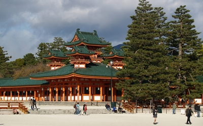 Heian Shrine 400