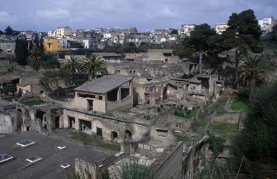 Herculaneum Ruins 400