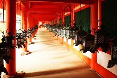 Kasuga Shrine Lanterns 400