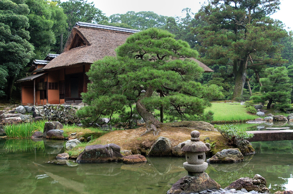 Katsura Imperial Villa History, Facts, Picture & Location -