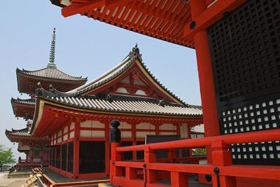 Kiyomizu Temple 400
