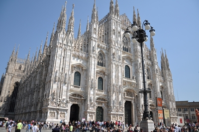 Milan Cathedral 400