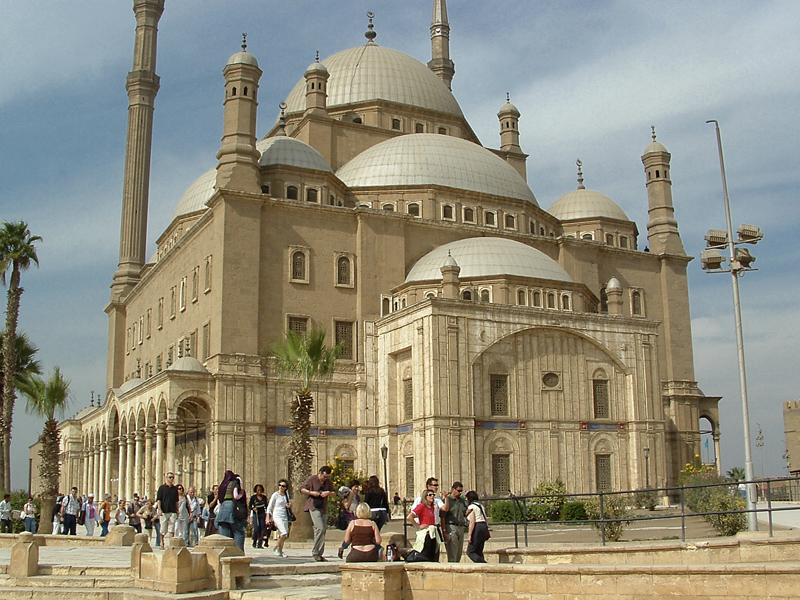 Muhammad Ali Mosque Tourist Information Facts History