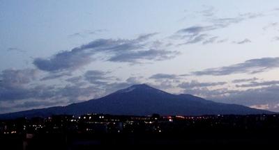 Mt Etna 400