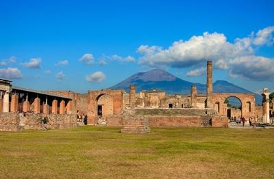 Mt Vesuvius 400