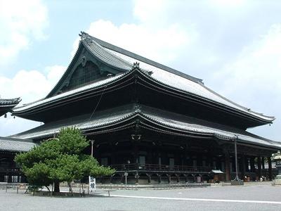 Nishi-Honganji Temple 400