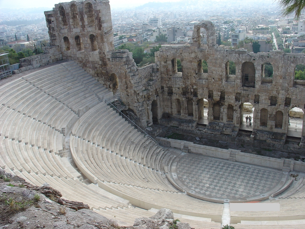 Odeon of Herodes Atticus History, Facts & Picture