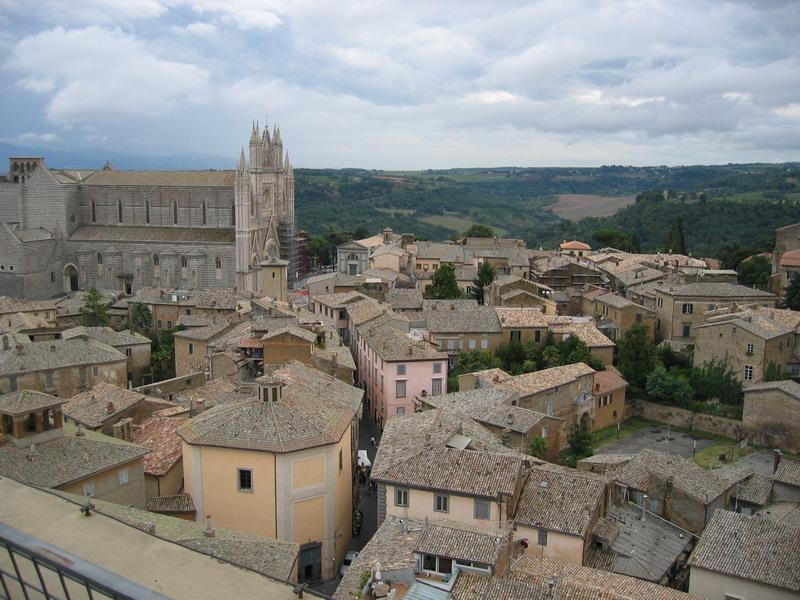 orvieto city in italy - photo #1