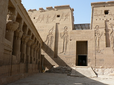 Philae Temple 400