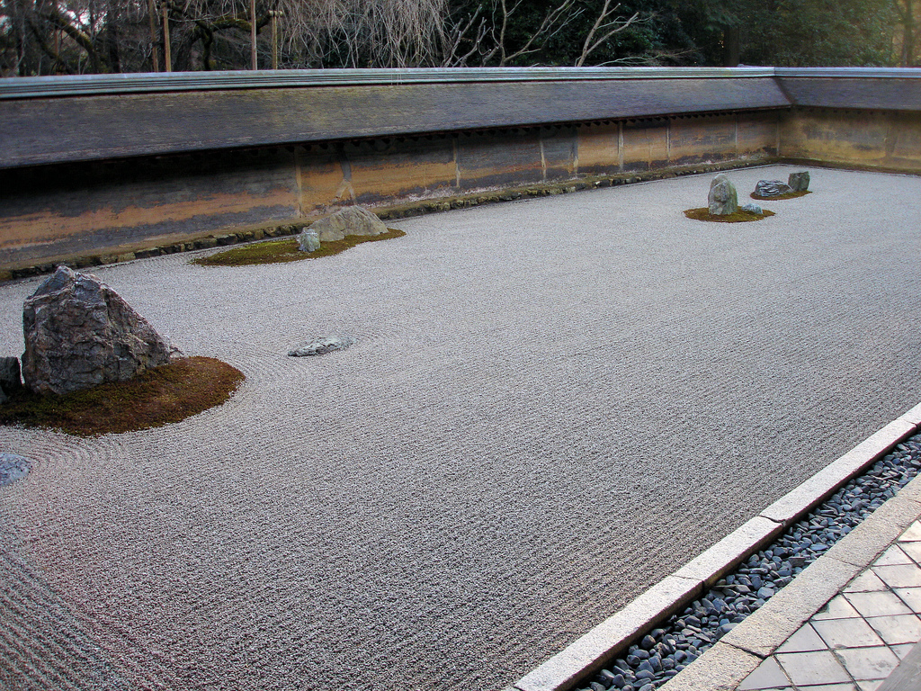 Ryoanji Rock Garden History, Facts & Location – Kyoto, Japan