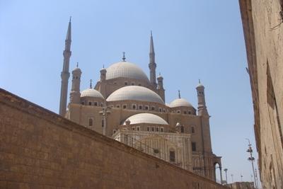 Saladin Citadel in Cairo 400