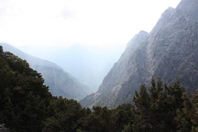 Samaria Gorge 400