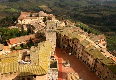 San Gimignano 400