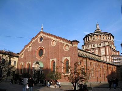Santa Maria delle Grazie 400