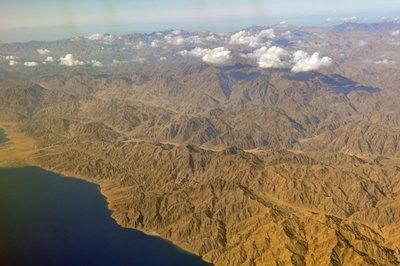 Sinai Peninsula 400