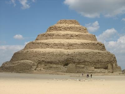 Step Pyramid 400