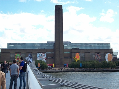 Tate Modern 400