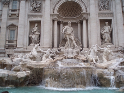 Trevi Fountain 400