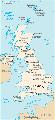 England map 120