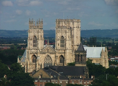 York Minster 400