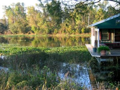 Bayou Houseboat 400