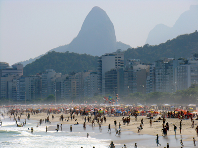 Copacabana Beach 400