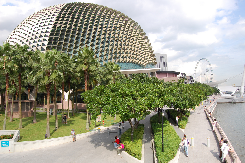The Esplanade Travel Attractions, Facts & History – Singapore