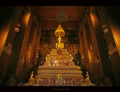 Golden Buddha 400