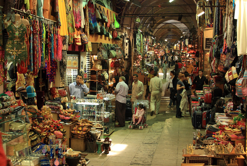Istanbul's Grand Bazaar Information, Facts & History – Turkey
