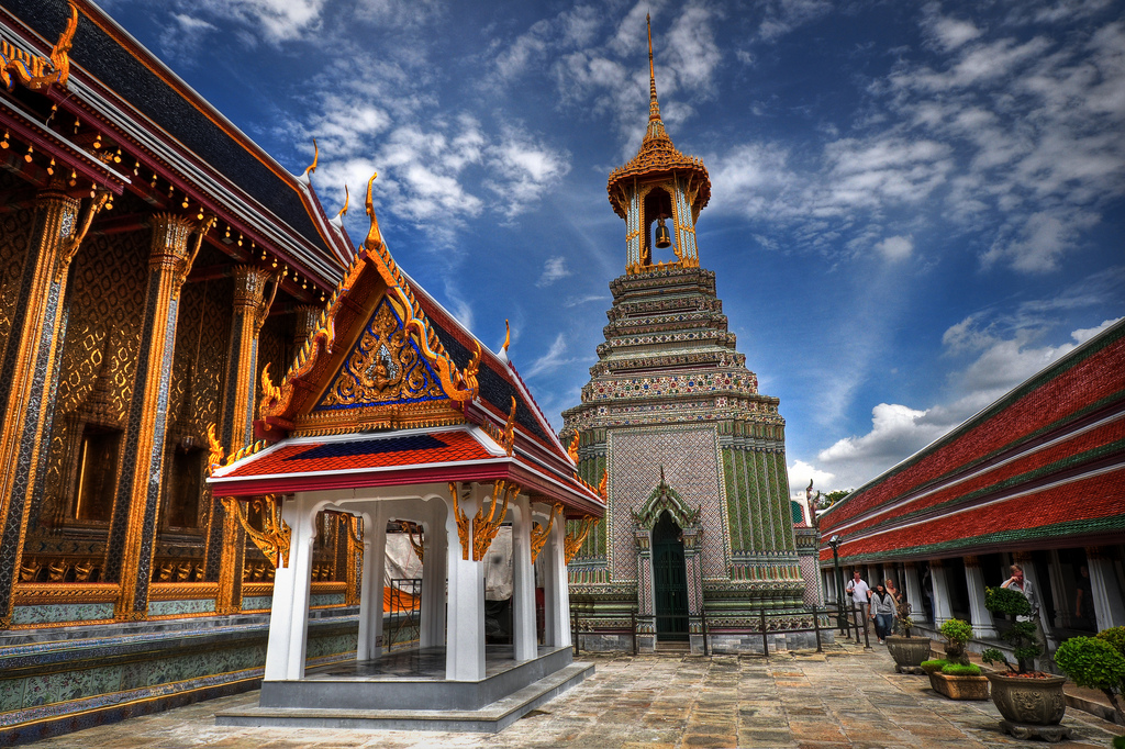 Grand Palace Travel Attractions Facts History