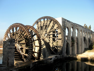 Hama Water Wheels 400