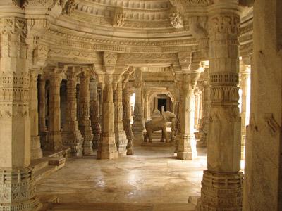 Hindu Jain Temple 400