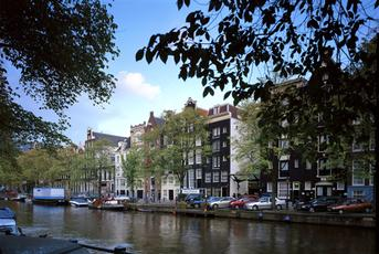 Amsterdam luxury hotels for Pulitzer hotel in amsterdam