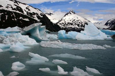 Iceberg Calving 400