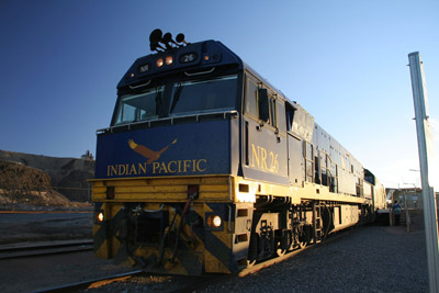 Indian Pacific 400