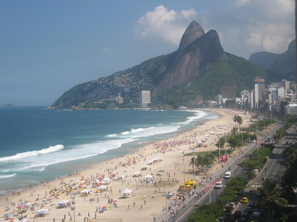 Dónde viajar en diciembre que haga calor Ipanema - Rio de Janeiro