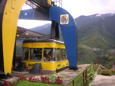 Merida Cable Car 400