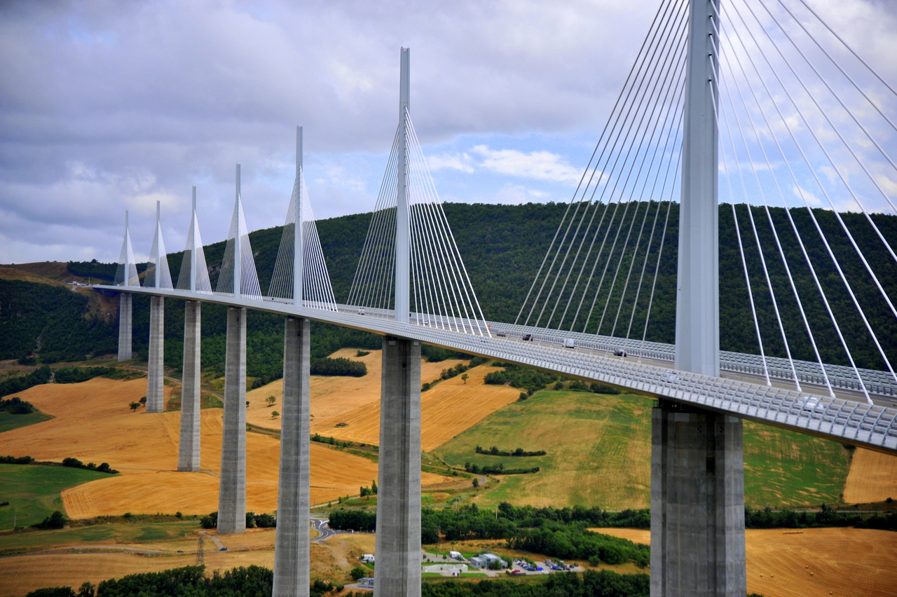 Millau Viaduct The Tallest Bridge Facts History