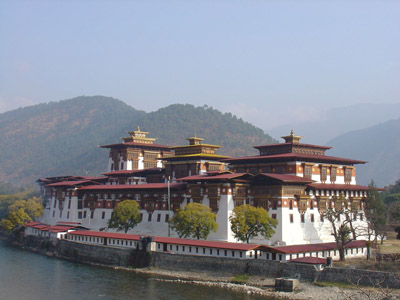 Punakha Dzong 400