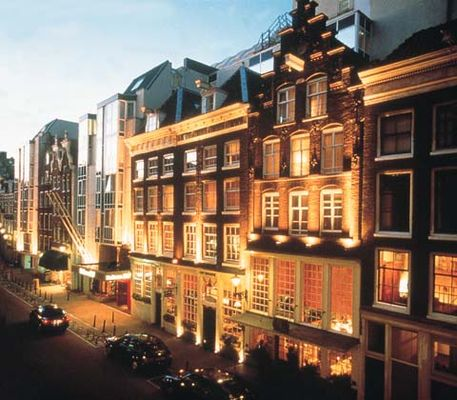 Amsterdam luxury hotels for Best luxury hotel in amsterdam