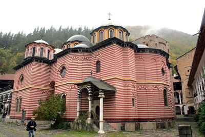 Rila Monastery 400