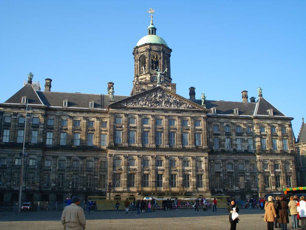 Royal palace in amsterdam travel attractions facts royal palace 400 publicscrutiny Choice Image
