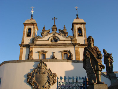 Sanctuary of Bom Jesus do Congonhas 400