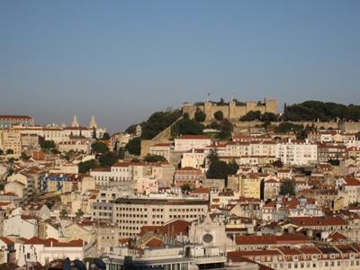 Sao Jorge Castle 400